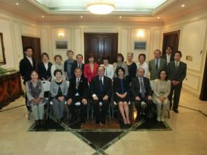 日本大使公邸